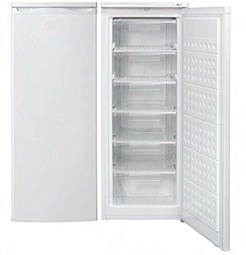 Congelador Vertical Con Capacidad total neta/bruta 168/173L ...