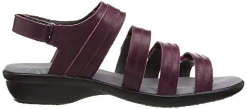 Delle Donne Sandalo Propet Prugna Aurora 1wSqBw