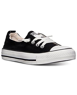 Converse Womens Chuck Taylor All Star Shoreline Shoes, 6.5 B(M) US Womens, Black