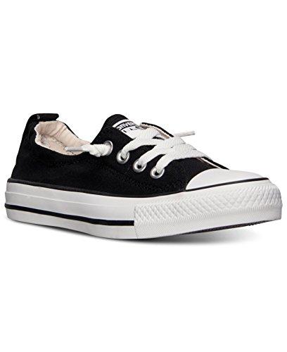 Converse Chuck Taylor All Star Shoreline Nero Allacciatura Sneaker - 6 B (m) Us