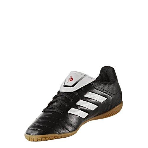 adidas Jungen Copa 17.4 in J Fußballschuhe CBLACK/FTWWHT/CBLACK