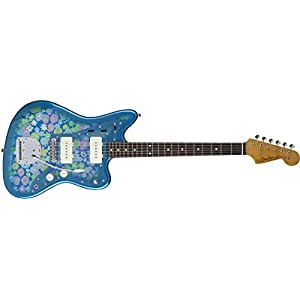Fender Traditional 60s Jazzmaster Blue Flower