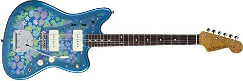 Fender Japan - Fender Made in Japan Traditional '60s Jazzmaster - Blue Flower
