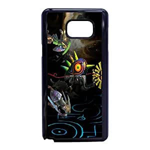 Samsung Galaxy Note 5 Phone Case With The Legend of Zelda Images Appearance HV14981