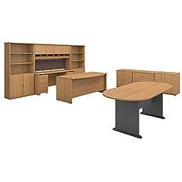 Bush Business Furniture SRC100HCSU Executive Office