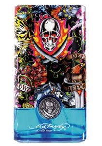Ed Hardy Hearts & Daggers for Him FOR MEN by Christian Audigier - 3.4 oz EDT Spray (Ed Hardy Hearts And Daggers For Her)