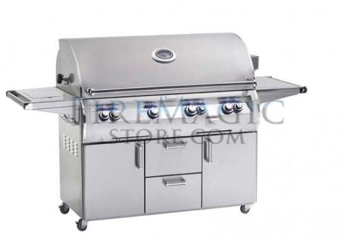 "Echelon Diamond E1060S-4EAN-62 ""A"" Series Stand Alone Grill - NG Fire Magic Grills"