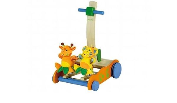 Babymoov - Andador de madera para bebés: Amazon.es: Bebé
