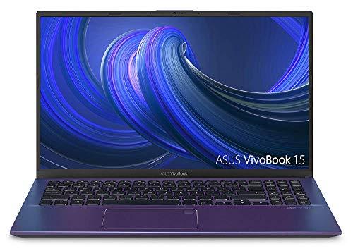 ASUS VivoBook 15 X512DA-EJ503T AMD Quad Core Ryzen 5-3500U 15.6-inch FHD Thin and Light Laptop (8GB RAM/512GB NVMe SSD/Windows 10/Integrated Graphics/FP Reader/Backlit KB/1.60 Kg), Peacock Blue
