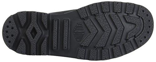 Adulto Black Collo a O Nero Black Alto U Sneaker – Palladium Unisex Hi TC Pampa SYPOSn0U