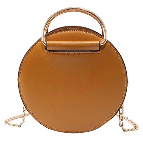 main B sac green Petit pearl fille rivet sac chaîne dudubaobei big rond J petit épaule brun femelle petit sac sac à 5qHUw8