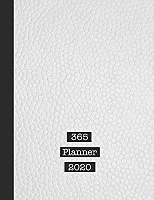 365 Planner 2020: The large professional page per day diary