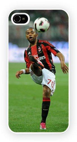 Robinho Football, iPhone 6+ (PLUS) cas, Etui de téléphone mobile - encre brillant impression