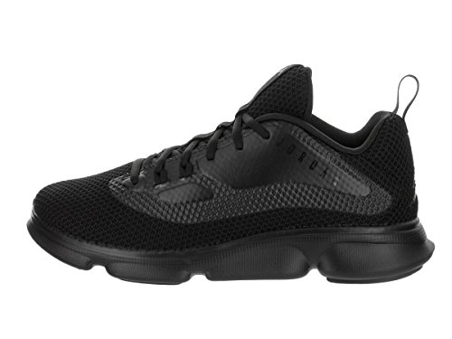 5 Nike 1 Black Shoes Flight Jordan Men's TR4RtU