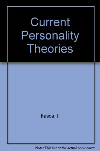 Current Personality Theories