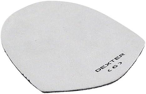 Dexter S8 White Microfiber Replacement Slide Sole