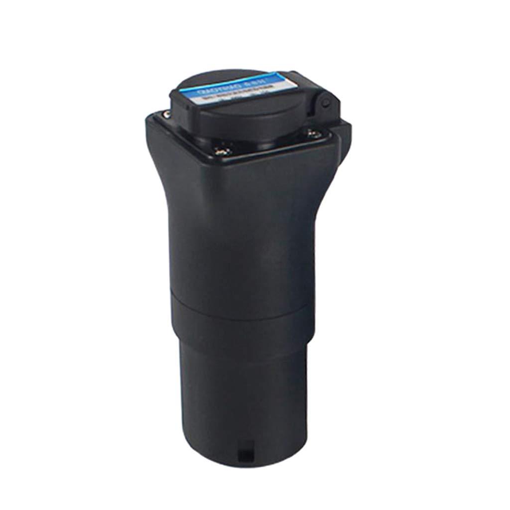 Gazechimp RV Camper 10/16A External Flush Hook Waterproof Socket by Gazechimp