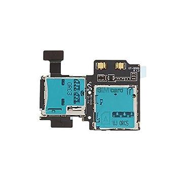 Samsung - Lector de tarjeta SIM y de tarjeta de memoria para ...