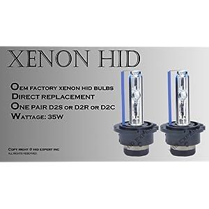 ABL 30000K D2S D2C D2R Xenon Beam OEM Factory HID Dark Blue Light Bulbs