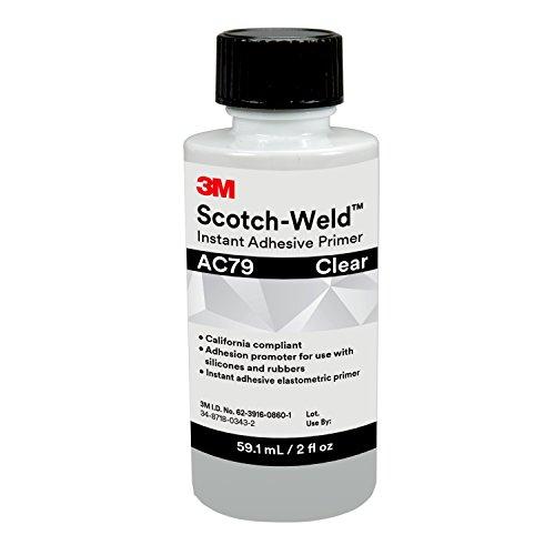 3M Scotch-Weld 31388 Instant Adhesive Primer AC79, 59.1 mL, 2 fl. oz. by 3M Scotch-Weld