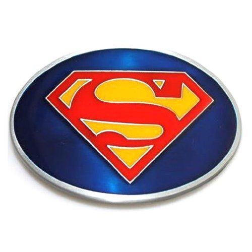 Superman Returns Logo Belt Buckle (Brand New)