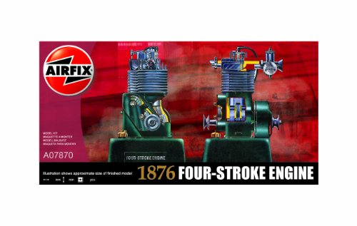 Airfix A07870 Four-Stroke Engine Model Building Kit from Airfix