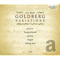 Goldberg Variations Played On