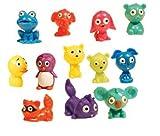 Mini Malz Tiny Animal Figures - Lot of 20 by Vending
