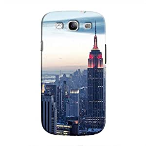 Cover It Up - New York Skyline Galaxy S3 Hard Case