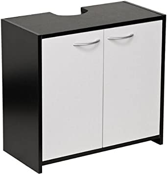 schrank f r unter waschbecken eckventil waschmaschine. Black Bedroom Furniture Sets. Home Design Ideas