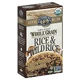 Lundberg Farms Whole Grain Rice, 95% organic, Wild Porcini, 6 oz (pack of 6)