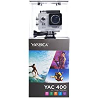 Kyocera / Yashica YAC 400 Action Camera with Wi-Fi - Silver