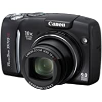 Canon Powershot SX110IS 9MP Digital Camera with 10x Optical Image Stabilized Zoom (Black) Noticeable Review Image