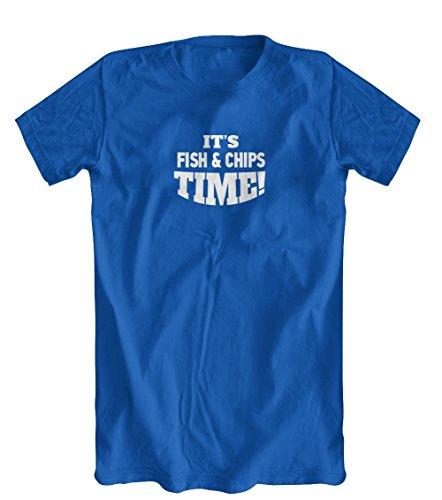 Fish Chips T-shirt - 1