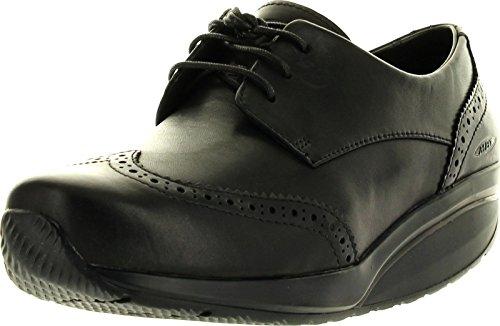 Mbt Womens Raawiya Black Ladies Dress Shoes,Black,36
