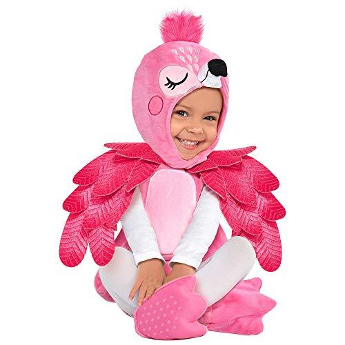 Girls Flamingo Costumes - Party City Flamingo Costume for Children;
