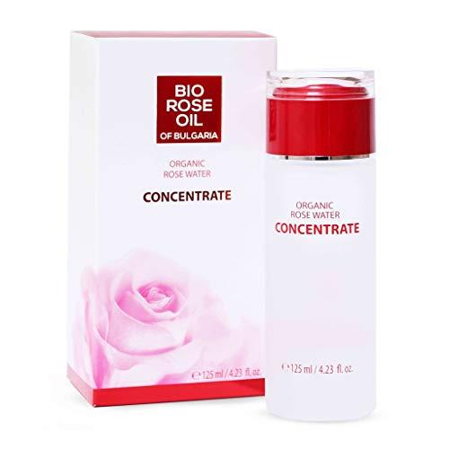 - Organic Rose Water Concentrate Bio Rose Oil of Bulgaria