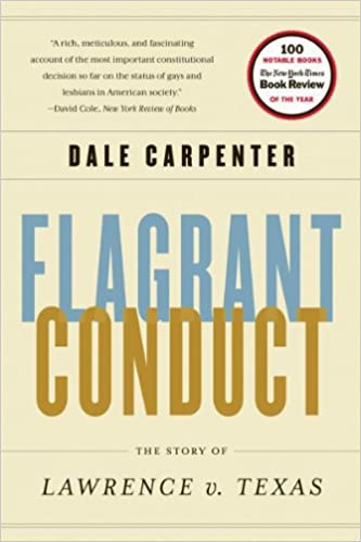 Amazon flagrant conduct the story of lawrence v texas amazon flagrant conduct the story of lawrence v texas 9780393345124 dale carpenter books fandeluxe Choice Image