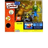 The Simpsons The Next Century Action Figure Multi Pack
