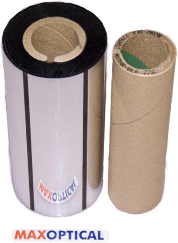 Max Optical Premium Black Ribbon for Rimage Prism Printers -