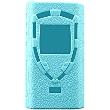 Smok ProColor 225W Silicone Protective Gel Wrap Skin Case Sleeve Cover Fits Pro Color 225 Watt (Teal)