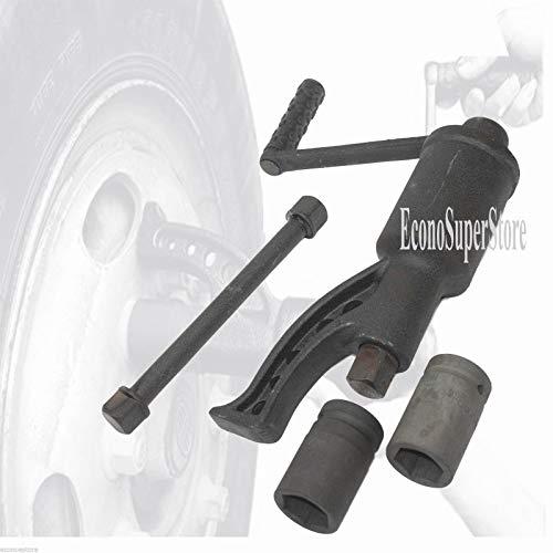 (KCHEX>>>Labor Saving EZ Torque Multiplier Lug Wrench Removal 1