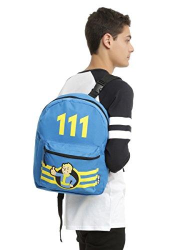 Fallout 4 Vault Boy Reversible Backpack