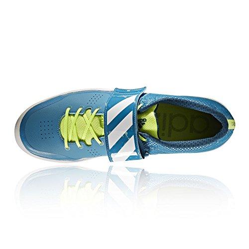 Shotput 7 Multicolore ftwbla Adulte Chaussures Mixte petmis petnoc De Eu Bleu Running Adizero 48 Adidas fC5zqP