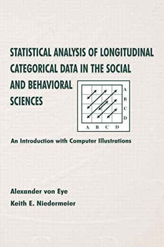 Statistical Analysis of Longitudinal Categorical Data in the Social and Behavioral Sciences: An introduction With Comput
