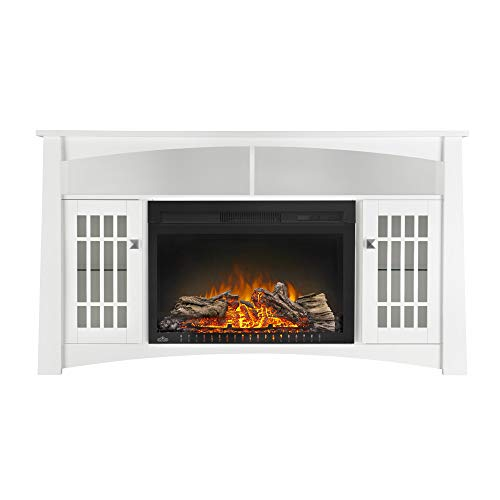 Cheap Napoleon Adele NEFP27-0815W Entertainment Package Includes NEFE27-0815W Cabinet/Mantel & Cinema NEFB27H-3A Electric Fireplace Black Friday & Cyber Monday 2019