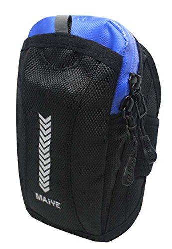 Außen Arm Galaxy S5 Sport Handgelenktasche Bag Umhängetasche Runners-Pack