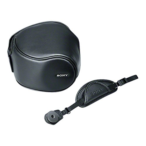 Price comparison product image Sony LCJ-HL / B Jacket Case for the DSC-HX300 and DSC-HX400V (Black)