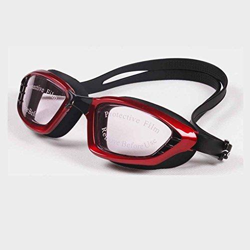 rouge protection natation lidahaotin brouillard lunettes Outdoor UV Surf Hommes Lunettes imperméable de Lunettes Femmes Plage anti plaquent Objectif 8fTwCU8Wq