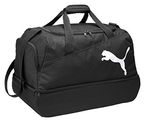 PUMA Sporttasche Pro Training Football Bag, black/white, 57 x 30 x 36 cm, 60 liter, 072940 01
